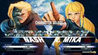 New Street Fighter 5 school uniform costumes image #1