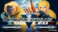 New Street Fighter 5 school uniform costumes image #4