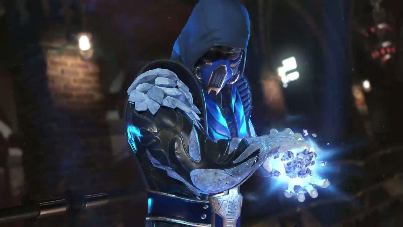 Sub Zero In Injustice 2 4 Out Of 6 Image Gallery