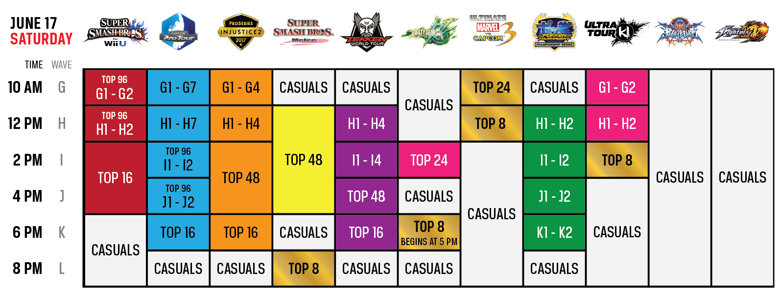 CEO 2017 schedule 2 out of 3 image gallery