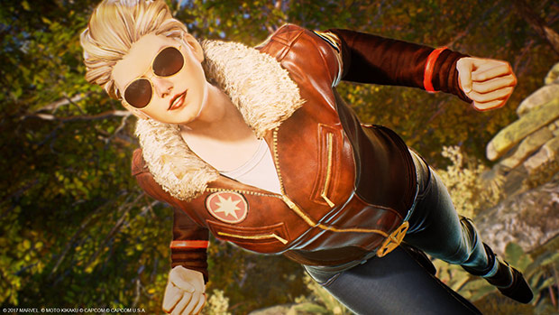 Major Carol Danvers DLC  1 out of 1 image gallery
