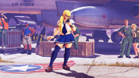 More Street Fighter 5 school costumes image #2