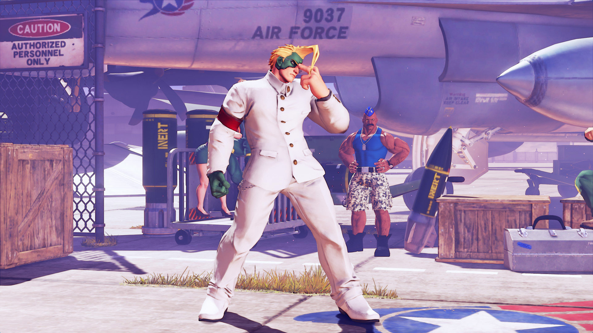 More Street Fighter 5 school costumes 3 out of 4 image gallery