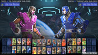 Sub-Zero in Injustice 2 character select images image #1