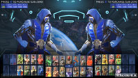 Sub-Zero in Injustice 2 character select images image #2