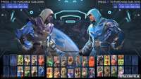 Sub-Zero in Injustice 2 character select images image #3