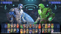 Sub-Zero in Injustice 2 character select images image #8