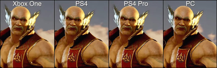 Tekken 7 S Graphics Frame Rate And Load Times Tested Across All Its Platforms Xbox One Version Has The Least Impressive Graphics
