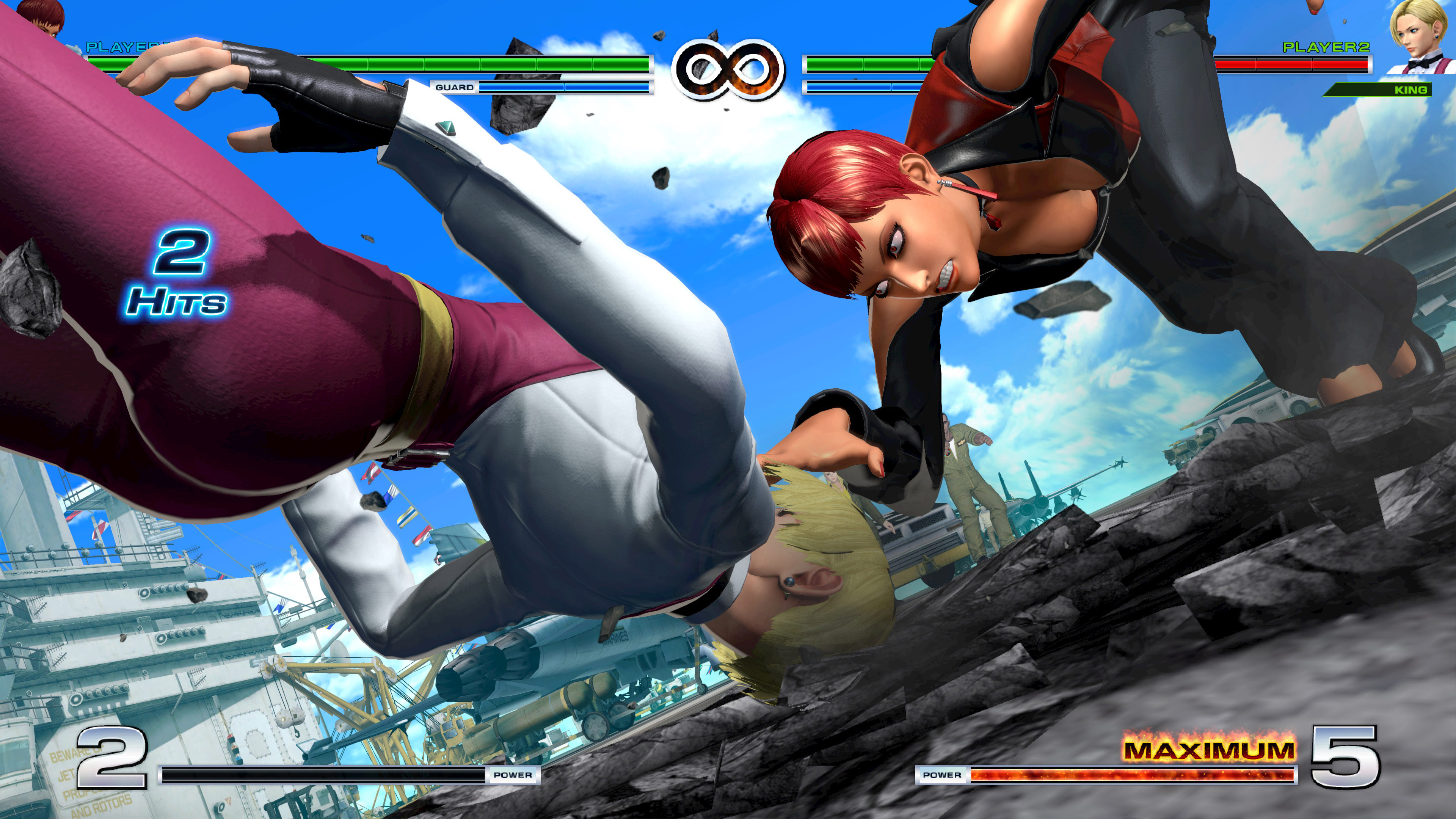 Super Hi Res KOF 14 3 Out Of 20 Image Gallery