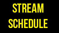 EVO stream schedules, main / AnimEVO image #1