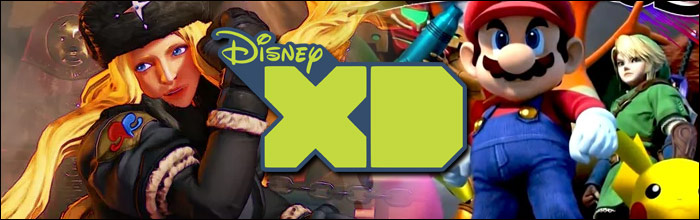 Super Smash Bros And Street Fighter 5 Evo 2017 Finals To Air Live On Disney Xd
