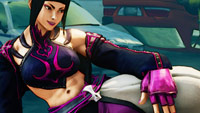 Ryu's Street Fighter 2 stage, Alex, Ibuki, Juri classic costumes for Street Fighter 5 image #6