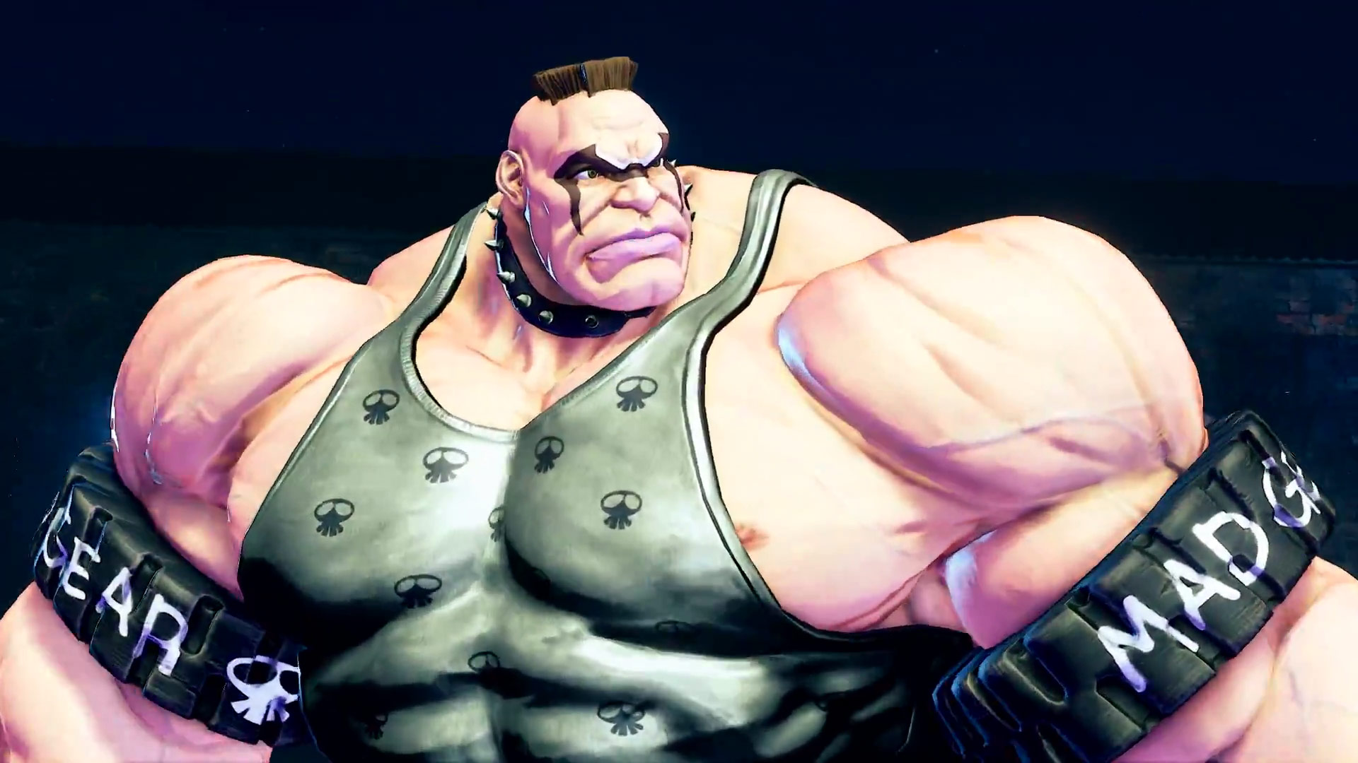 Abigail Street Fighter 5 screen shots 1 out of 11 image gallery