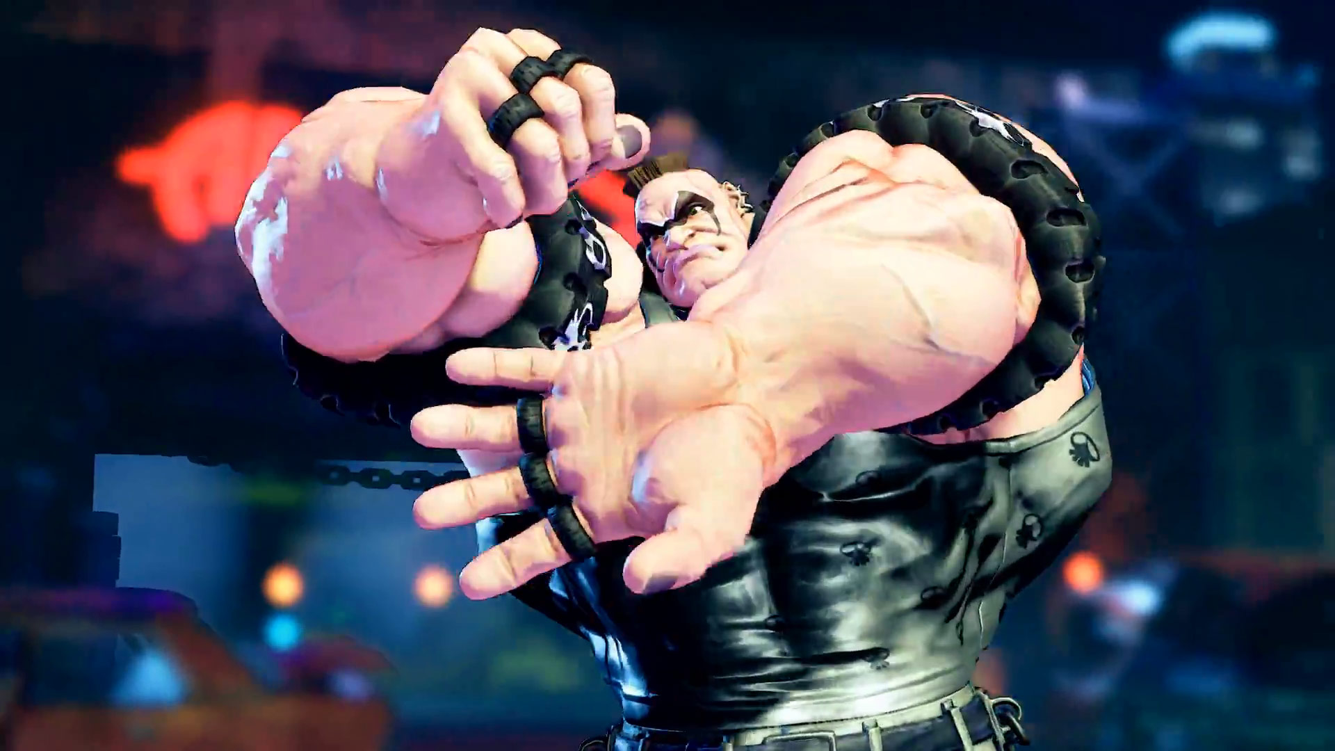 Abigail Street Fighter 5 screen shots 2 out of 11 image gallery
