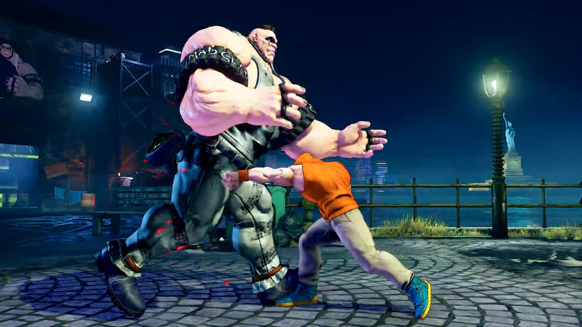 Abigail Street Fighter 5 screen shots 3 out of 11 image gallery