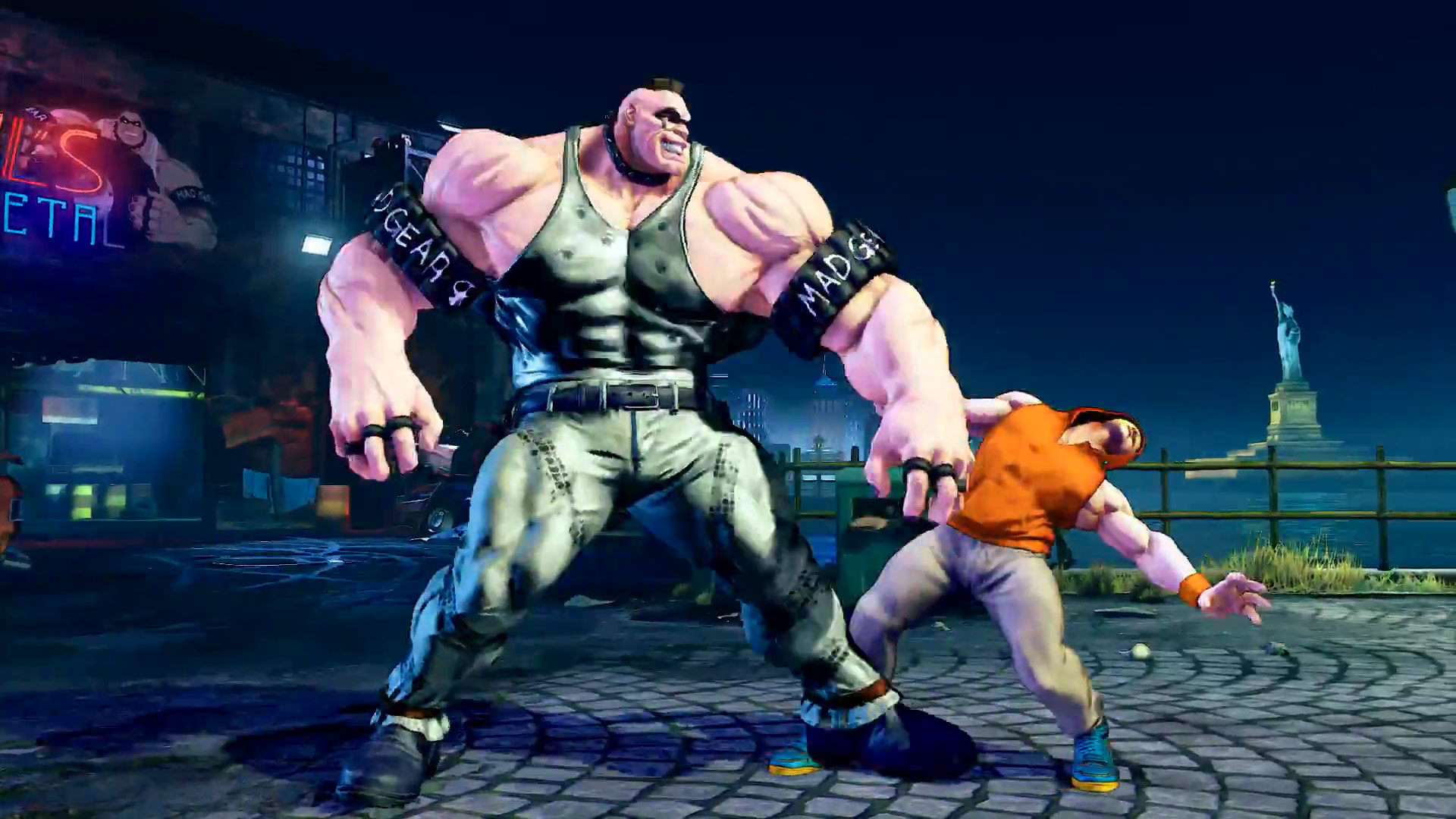 Abigail Street Fighter 5 screen shots 4 out of 11 image gallery