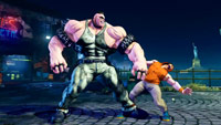 Abigail Street Fighter 5 screen shots image #4
