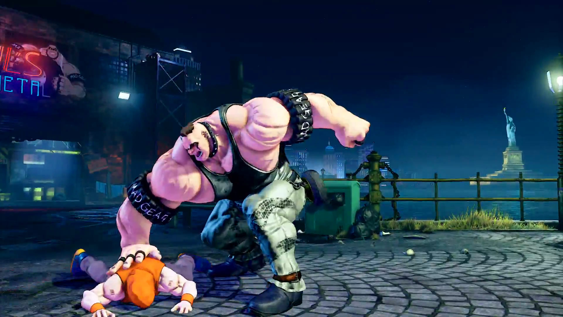 Abigail Street Fighter 5 screen shots 5 out of 11 image gallery