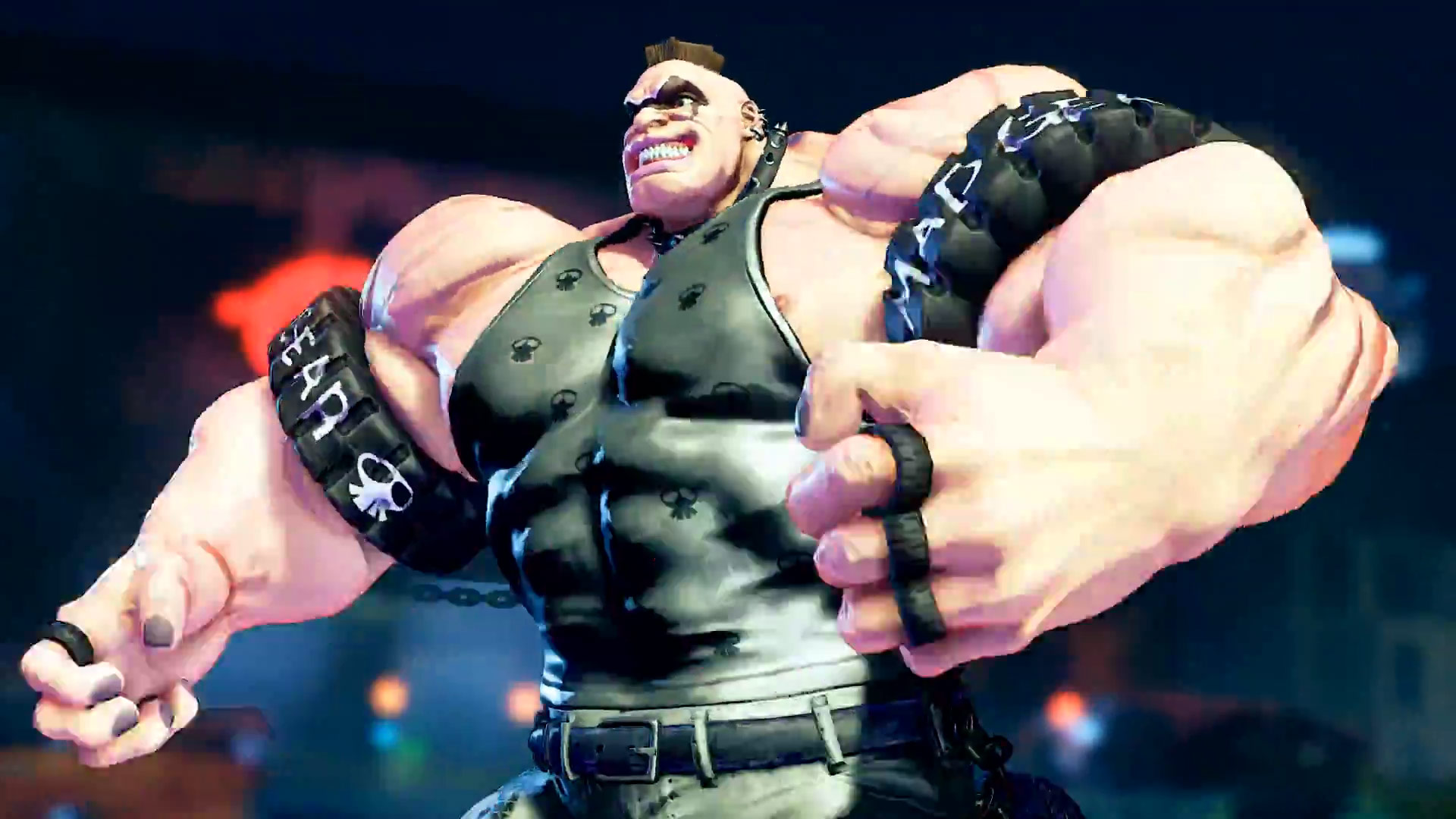 Abigail Street Fighter 5 screen shots 7 out of 11 image gallery