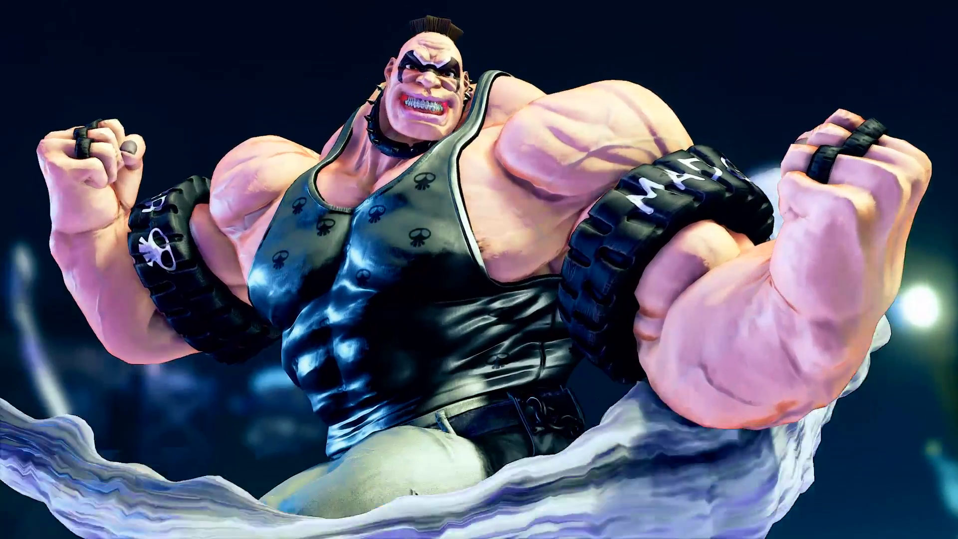 Abigail Street Fighter 5 screen shots 8 out of 11 image gallery