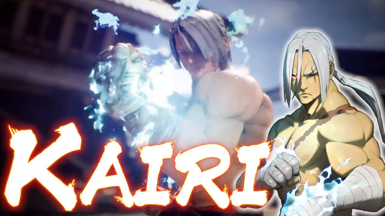 Untitled 'EX' fighting game from Arika 1 out of 16 image gallery