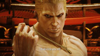Geese Howard Tekken 7 screen shots image #1