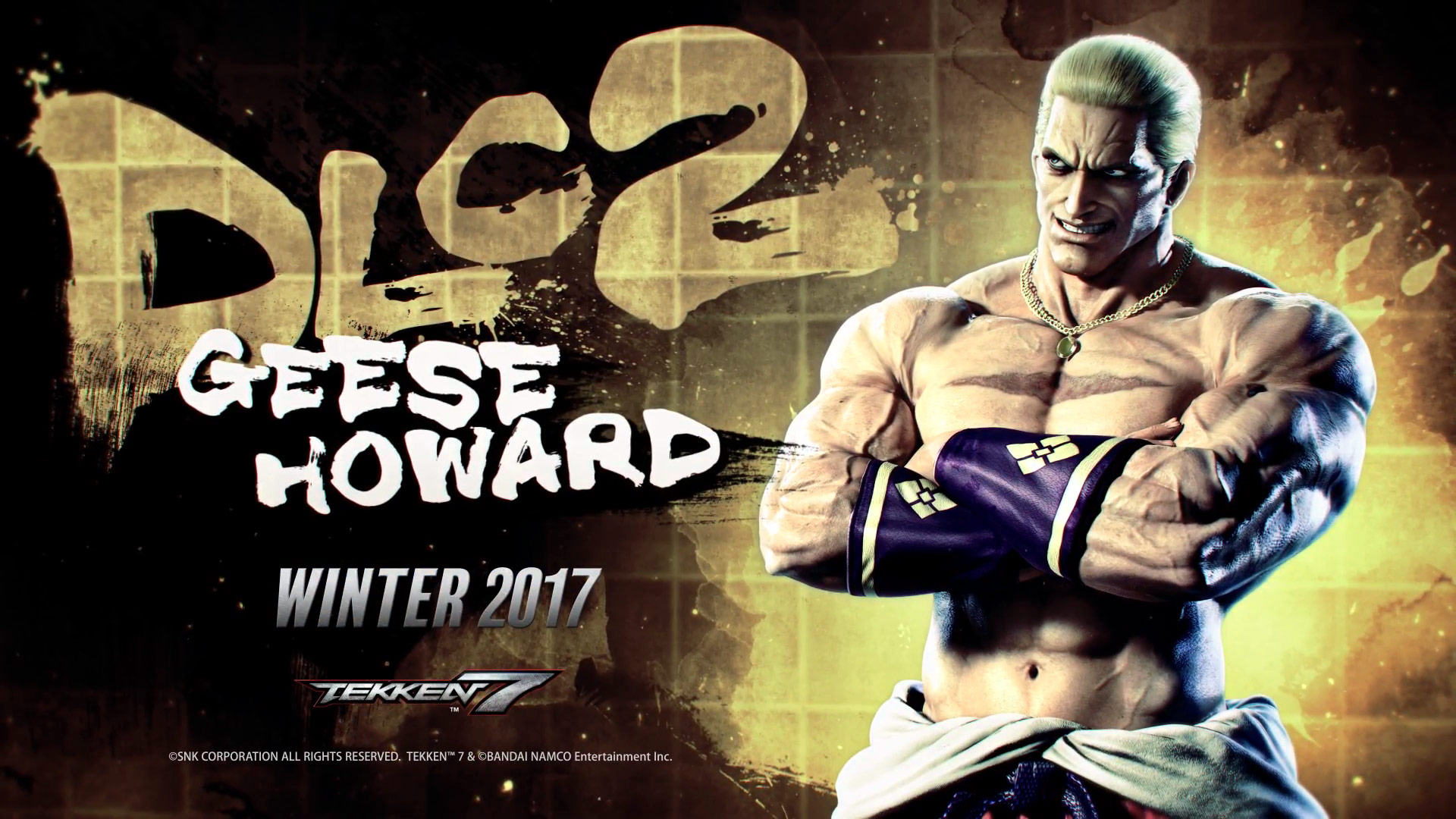 Geese Howard Tekken 7 screen shots 4 out of 9 image gallery