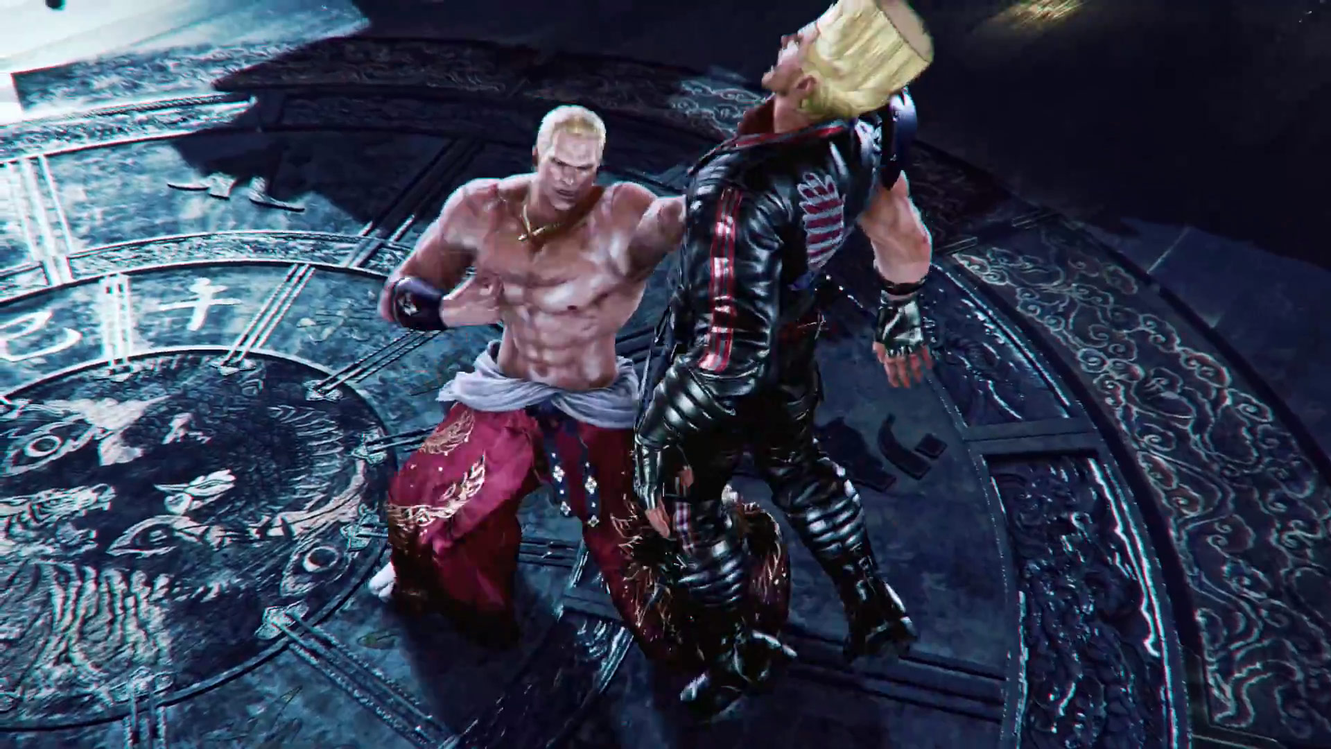 Geese Howard Tekken 7 screen shots 6 out of 9 image gallery