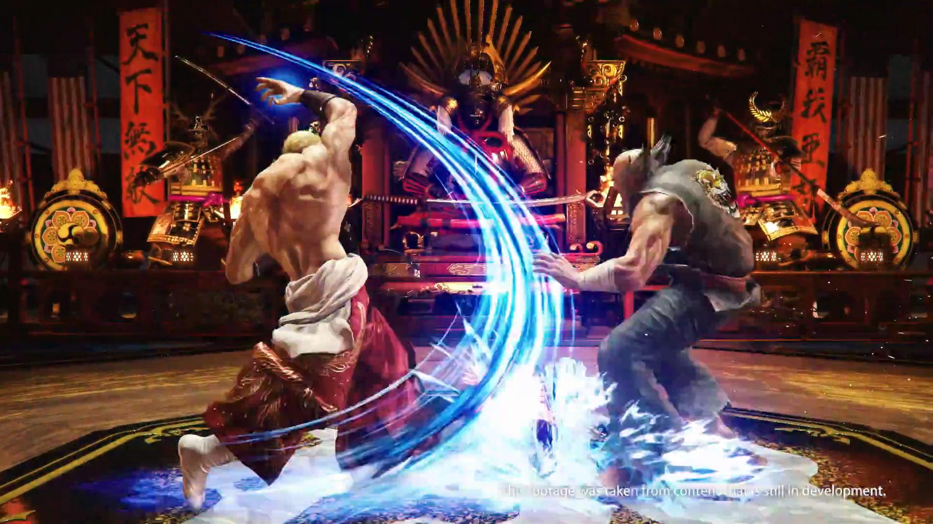 Geese Howard Tekken 7 screen shots 7 out of 9 image gallery