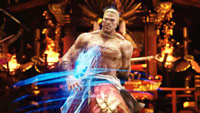Geese Howard Tekken 7 screen shots  out of 9 image gallery