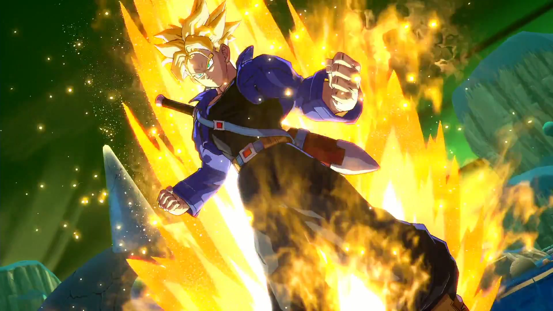 Trunks in Dragon Ball FighterZ 2 out of 12 image gallery