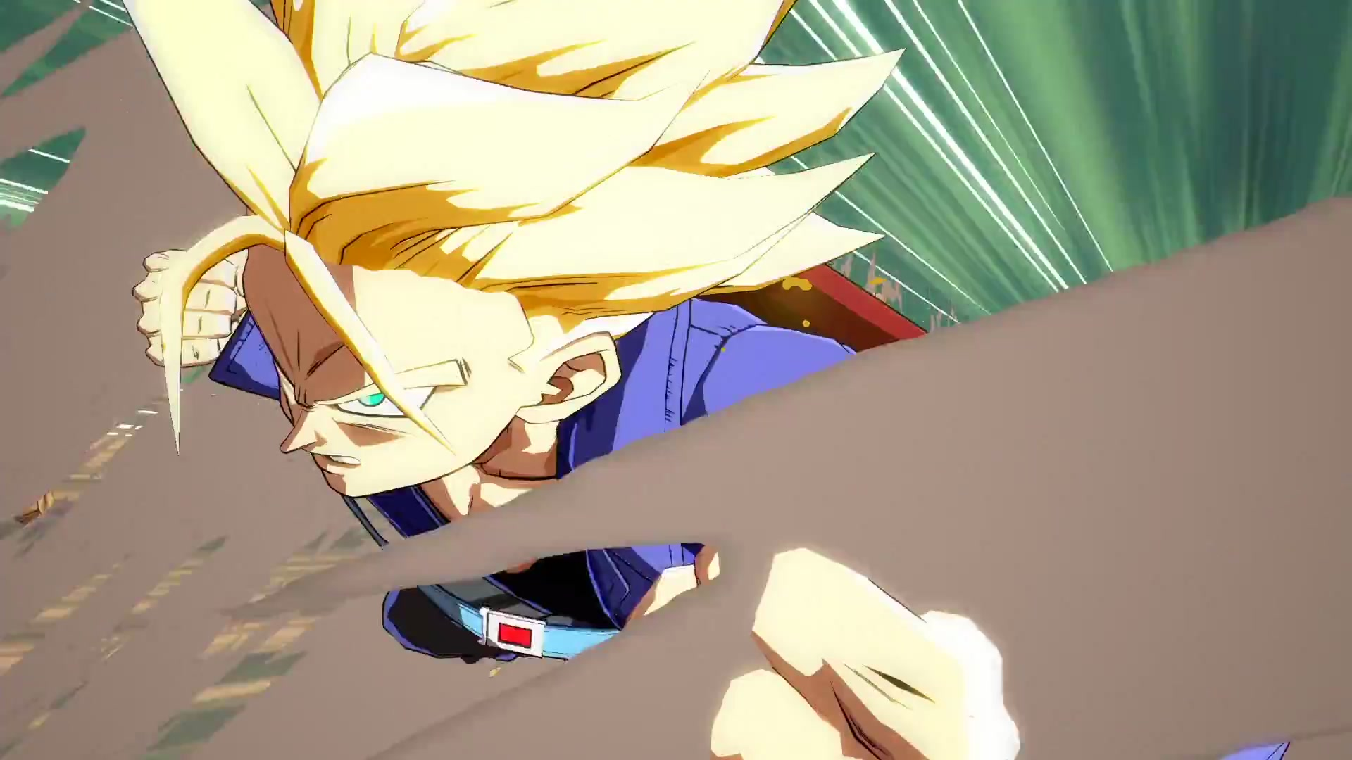 Trunks in Dragon Ball FighterZ 4 out of 12 image gallery