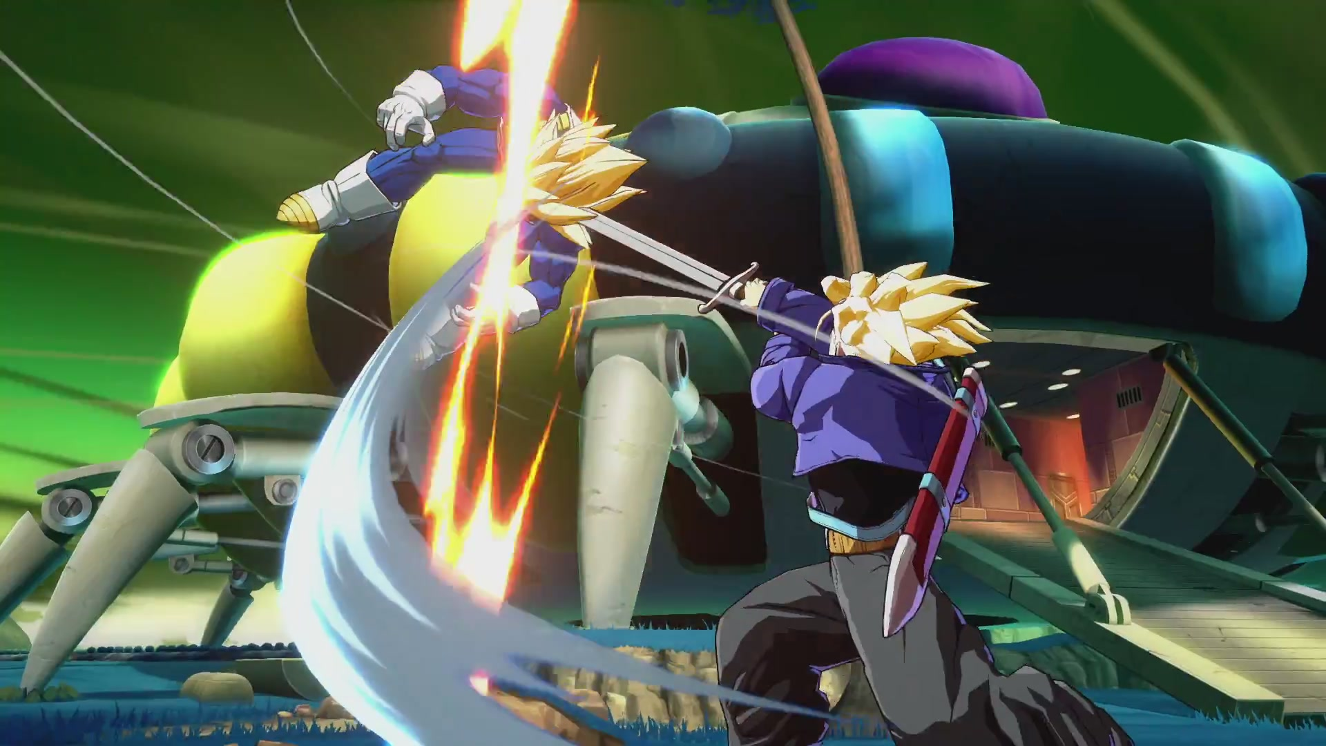 Trunks in Dragon Ball FighterZ 5 out of 12 image gallery