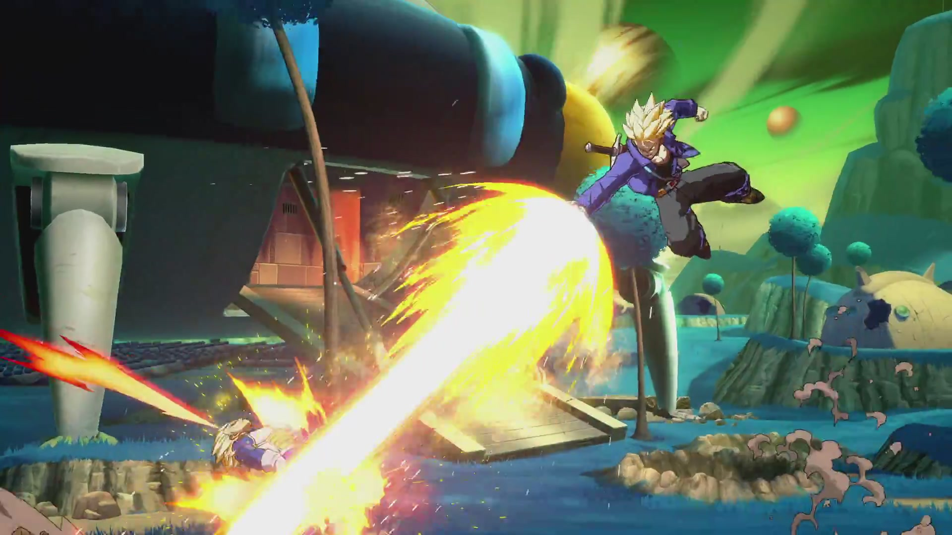 Trunks in Dragon Ball FighterZ 6 out of 12 image gallery