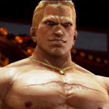 More Screenshots Of Fatal Fury S Geese Howard In Tekken 7