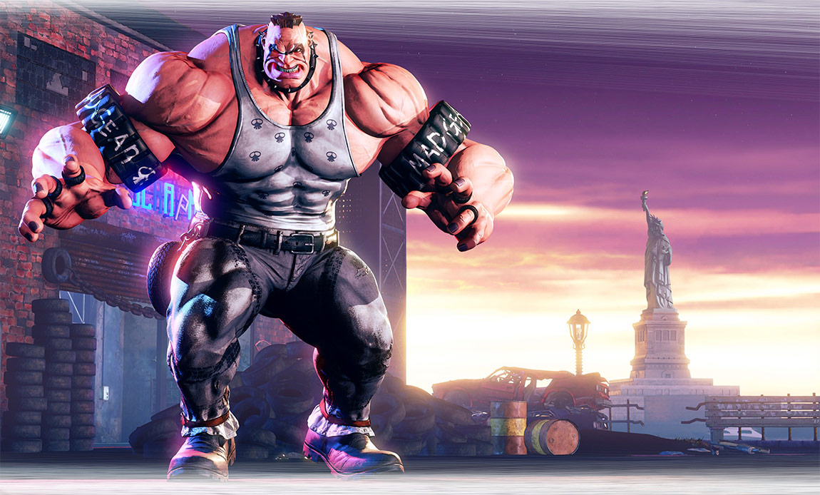 Abigail Street Fighter 5 1 out of 13 image gallery