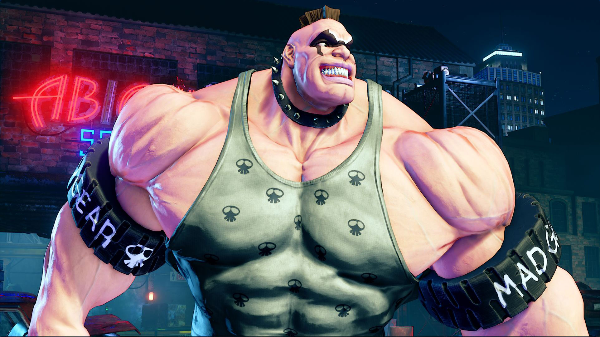 Abigail Street Fighter 5 4 out of 13 image gallery