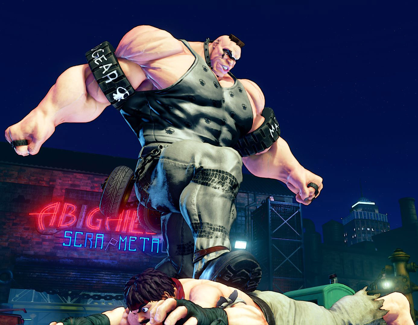 Abigail Street Fighter 5 5 out of 13 image gallery