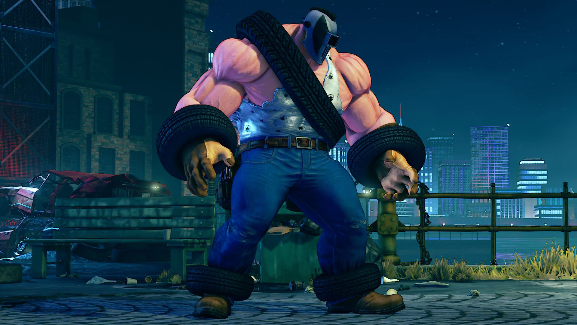Abigail Street Fighter 5 6 out of 13 image gallery