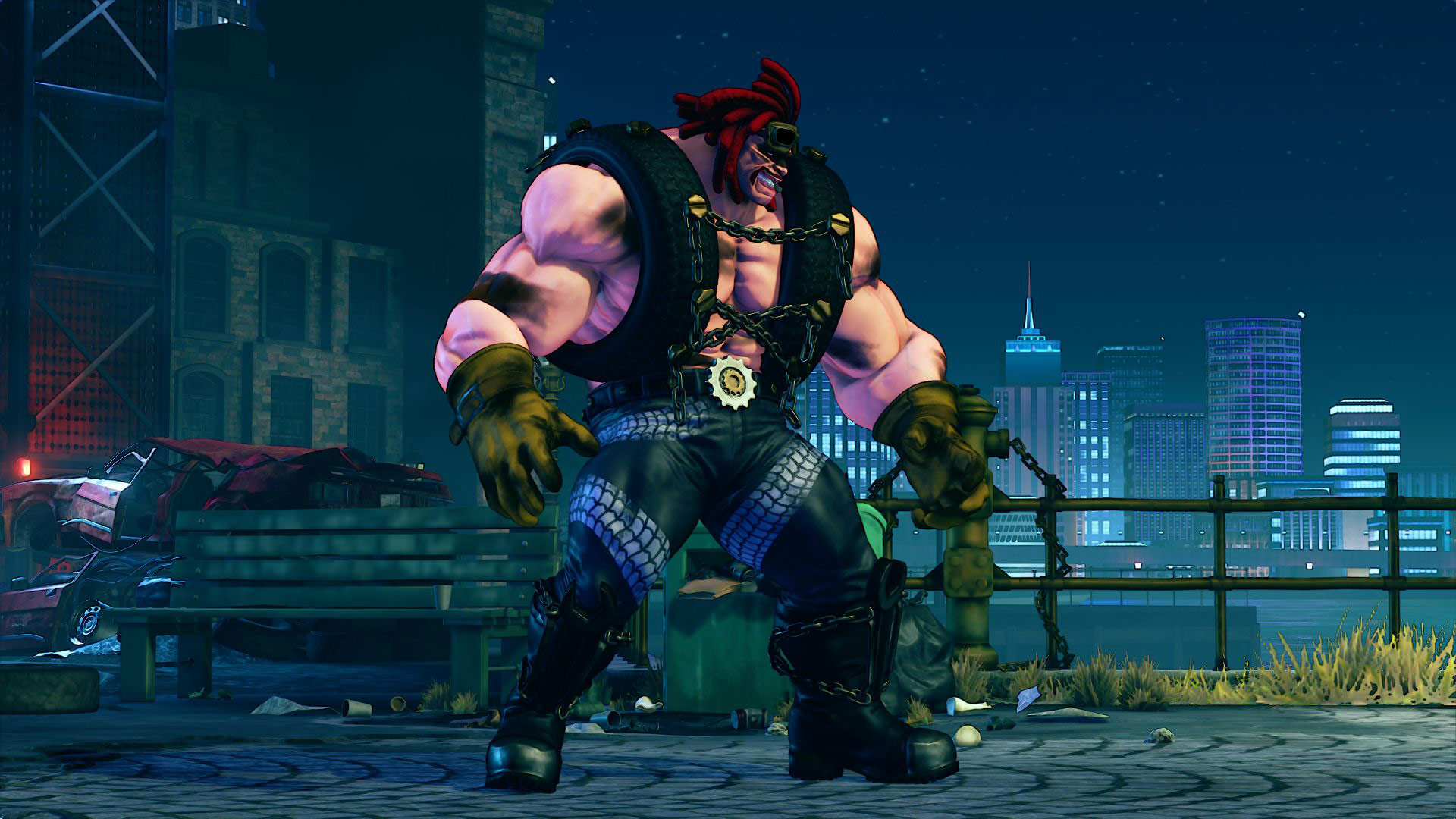 Abigail Street Fighter 5 7 out of 13 image gallery