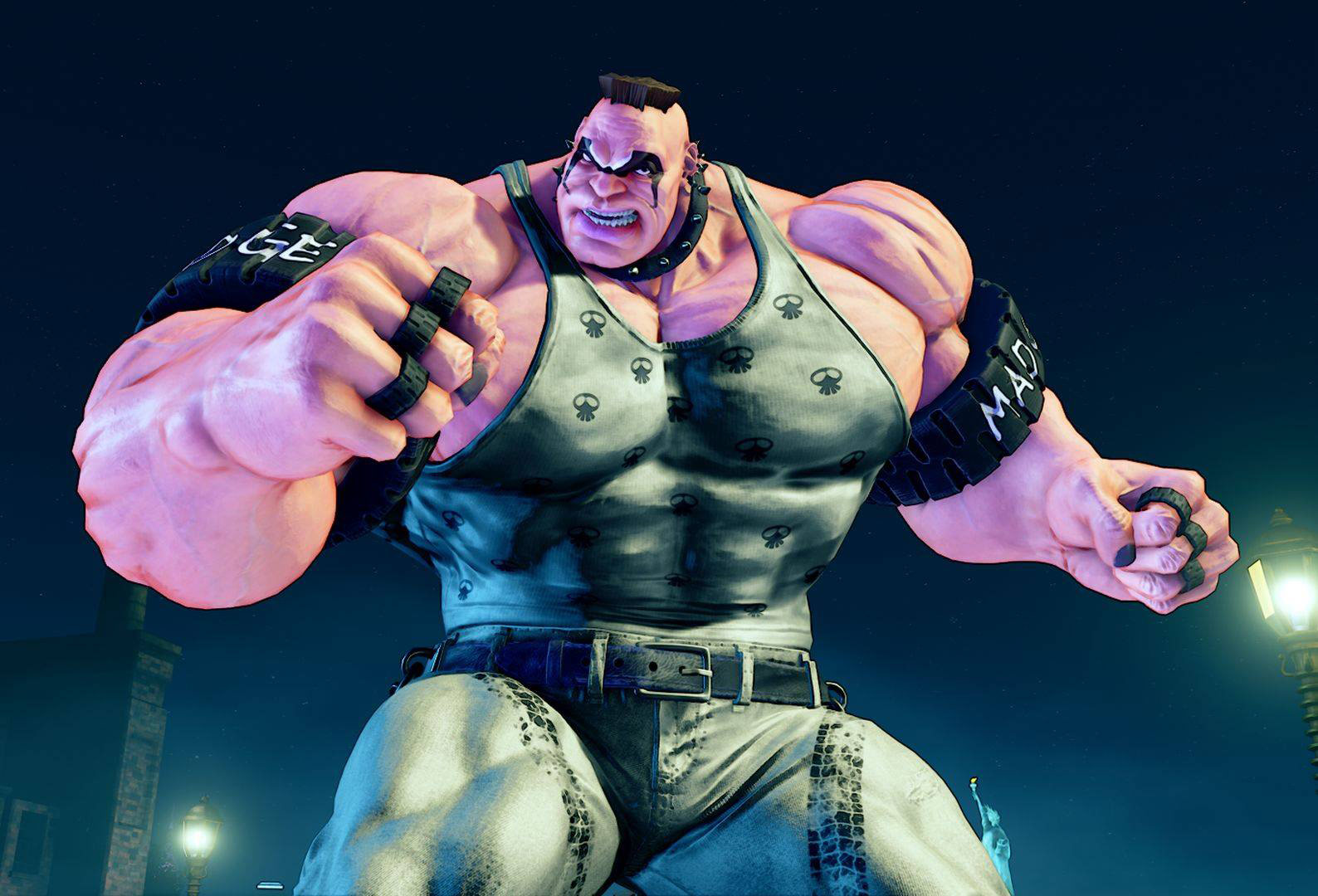 Abigail Street Fighter 5 9 out of 13 image gallery
