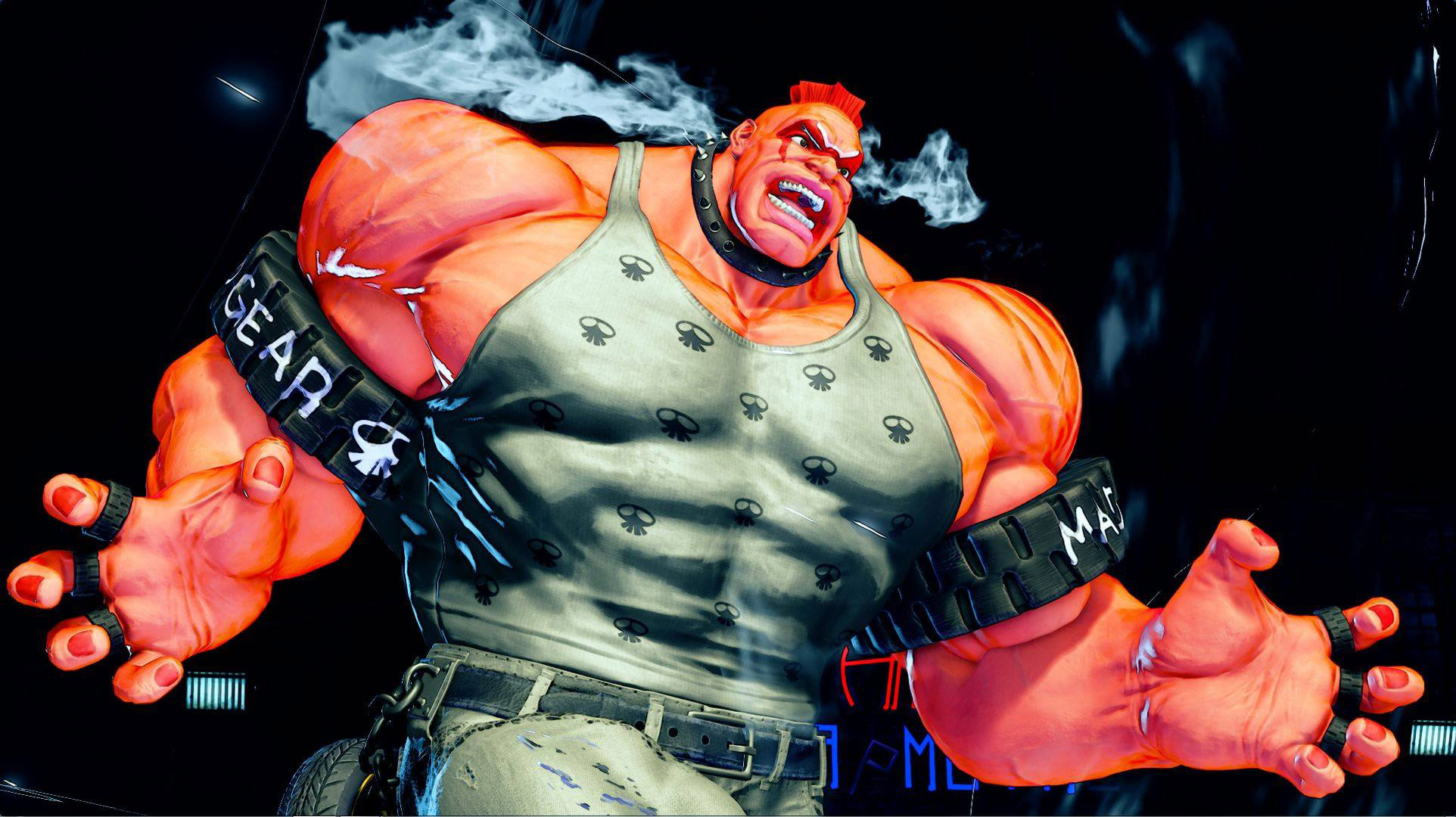 Abigail Street Fighter 5 11 out of 13 image gallery