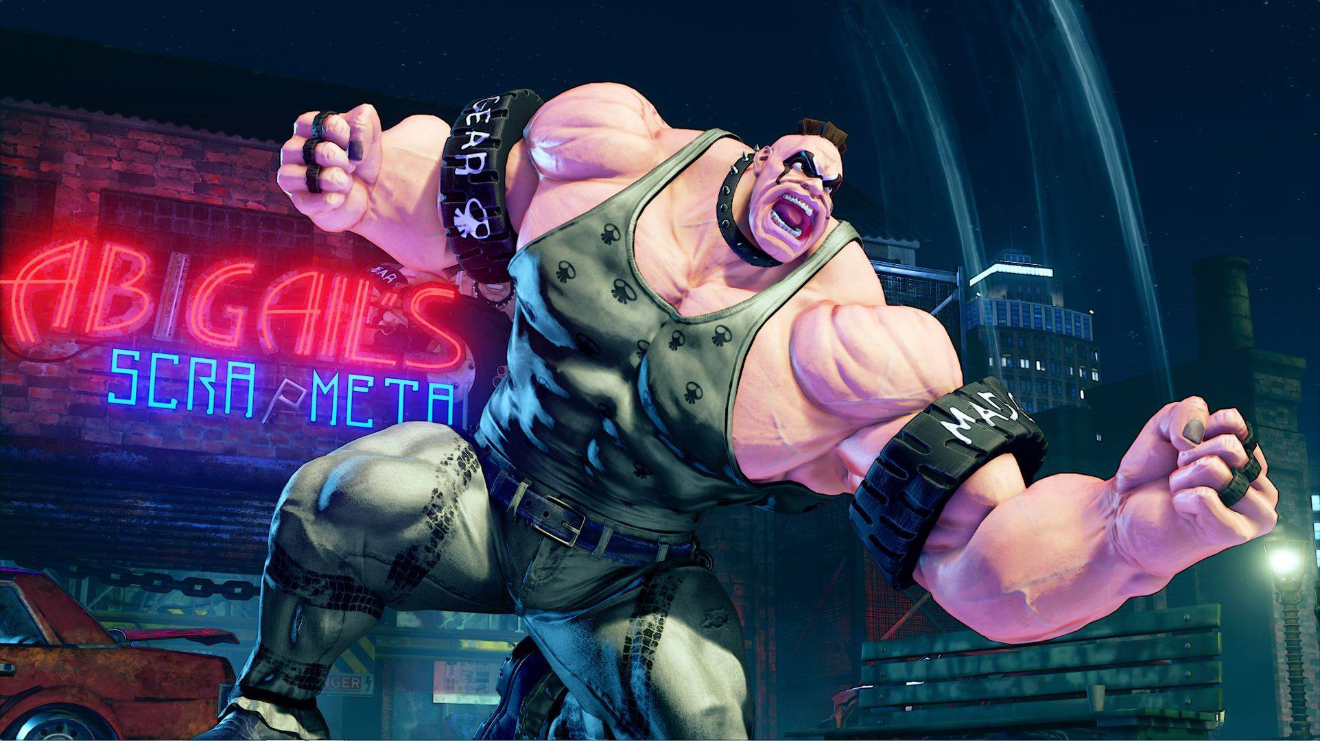 Abigail Street Fighter 5 12 out of 13 image gallery