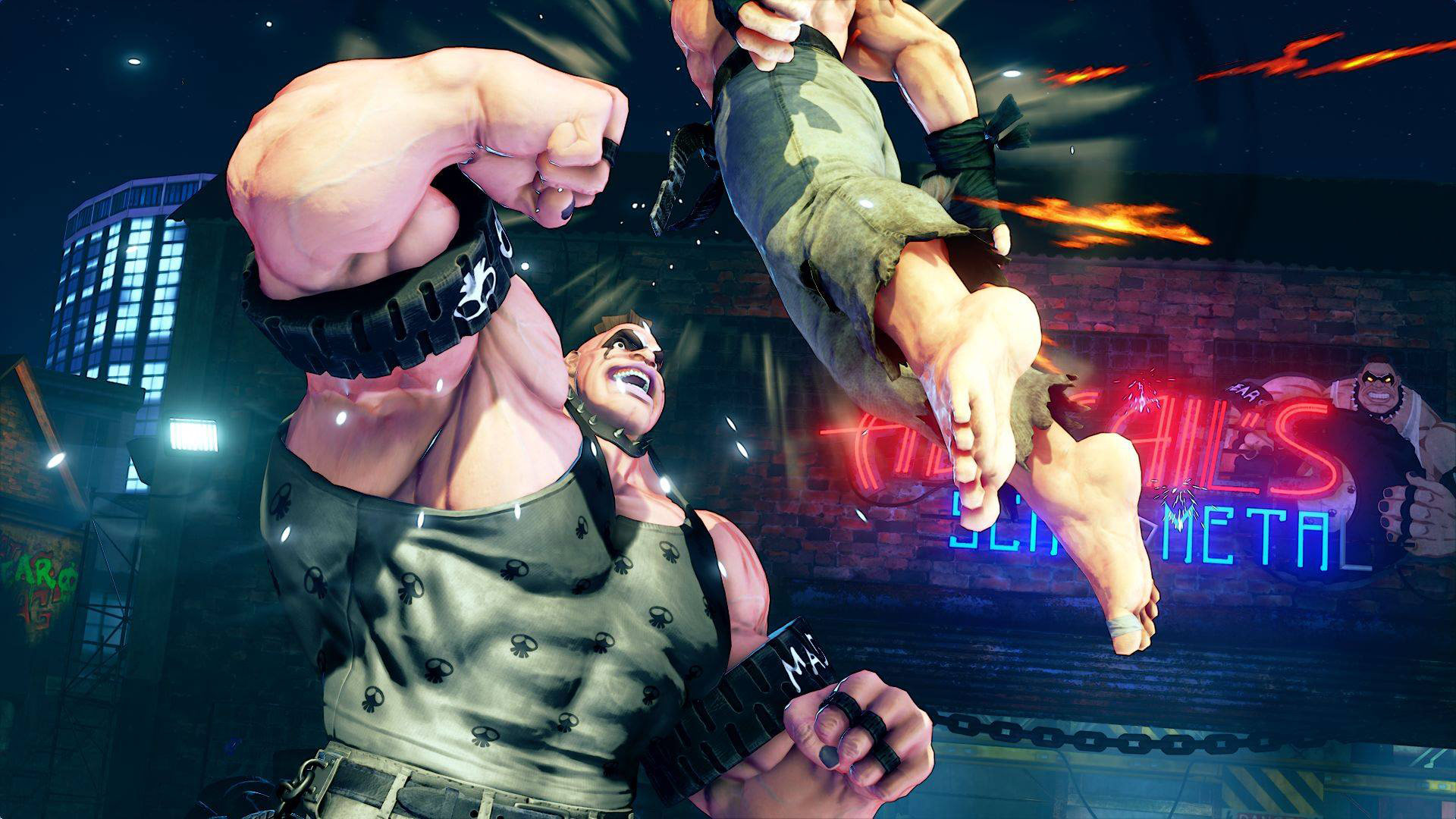 Abigail Street Fighter 5 13 out of 13 image gallery