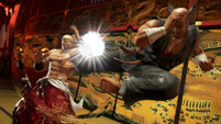 Geese Howard in Tekken 7 image #7