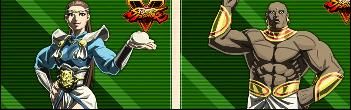 Urien goes 300 Balrog is a gladiator and more - hereu0027s a large batch of rejected Street Fighter 5 costume ideas  sc 1 st  Eventhubs & Urien goes 300 Balrog is a gladiator and more - hereu0027s a large ...