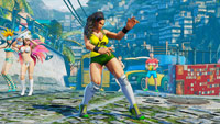 Sports costumes in Street Fighter 5 image #3