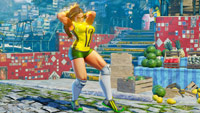 Sports costumes in Street Fighter 5 image #11