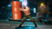 Marvel vs. Capcom: Infinite screens image #4