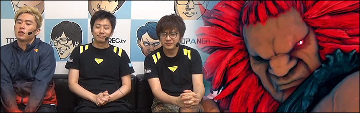 Three of Japan's best players compile Street Fighter 5 Season 2 tier